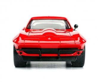 Fast & Furious FF8 1966 Chevy Corvette