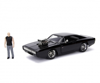 Fast & Furious Build + Collect Charger