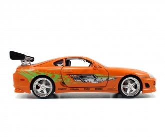 Fast & Furious Build + Collect Supra