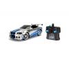 Fast&Furious RC Nissan Skyline GTR 1:24