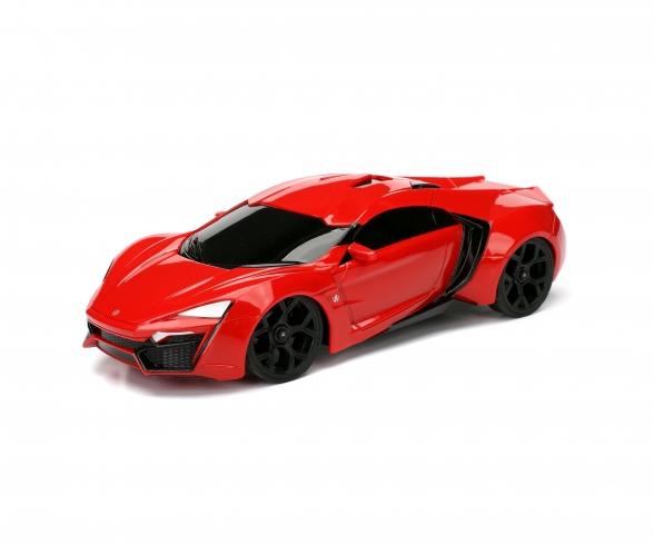 Fast & Furious RC Lykan Hypersport 1:24