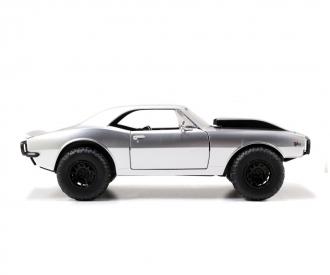 Fast & Furious 1967 Chevy Camaro 1:24