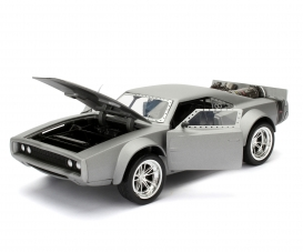 Fast & Furious FF8 Ice Charger 1:24