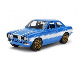 Fast & Furious 1974 Ford Escort 1:24