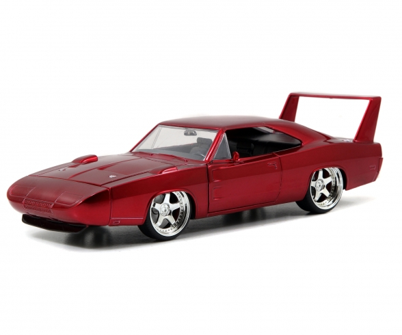 Fast & Furious 1969 Dodge Charger 1:24