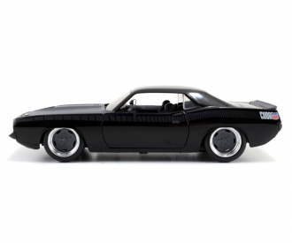 Fast&Furious 1970 Plymouth 1:24