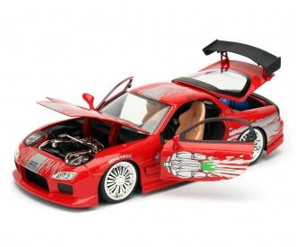 Fast & Furious 1993 Mazda RX-7 1:24