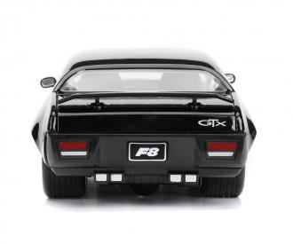Fast&Furious FF8 1972 Plymouth GTX 1:24