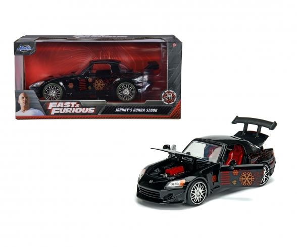Fast & Furious 2001 Honda S2000 1:24