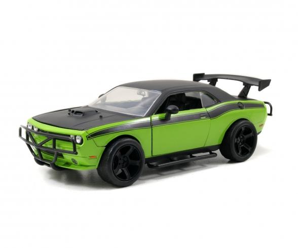 Fast&Furious Dodge Challenger SRT8 1:24