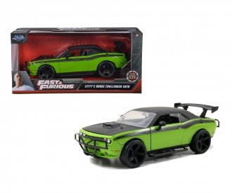 Fast&Furious Dodge Challenger SRT8 1:24
