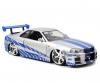 Fast & Furious 2002 Nissan Skyline 1:24