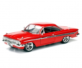 Fast & Furious 1961 Chevy Imala 1:24
