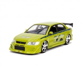 Fast & Furious 2002 Mitsubishi 1:24
