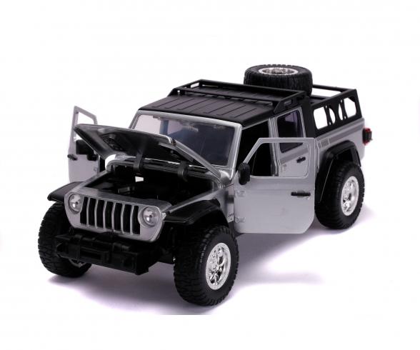 Fast & Furious Jeep Gladiator F9 1:24