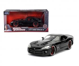 Fast & Furious Dodge Viper SRT-10 1:24