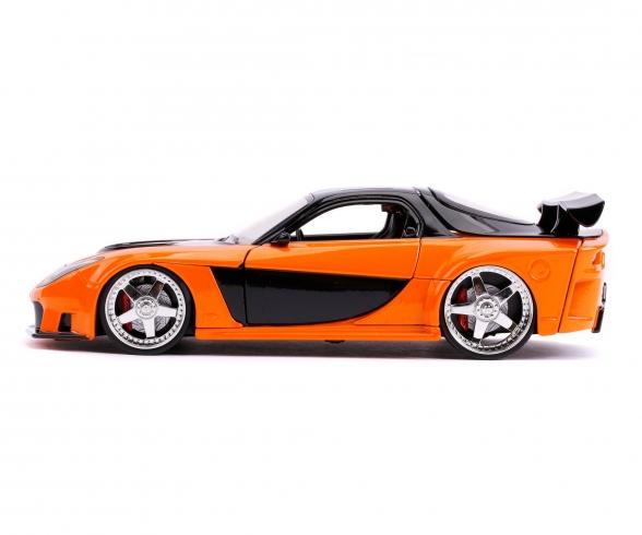 Fast & Furious Mazda RX-7 1:24