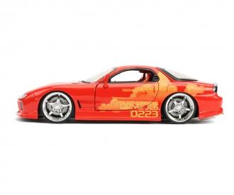 Fast & Furious 1993 MRX-7 FD3S 1:24