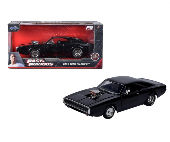 Fast & Furious 1327 Dodge Charge 1:24