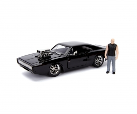 Fast & Furious 1970 Dodge Charger Street 1:24