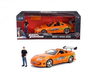 Fast & Furious 1995 Toyota Supra 1:24