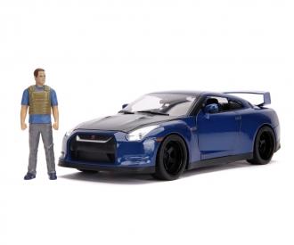 Fast & Furious Nissan Skyline GT-R 1:18