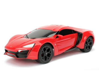 Fast & Furious RC Lykan Hypersport 1:16