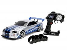 Fast&Furious RC Nissan Skyline GTR 1:10