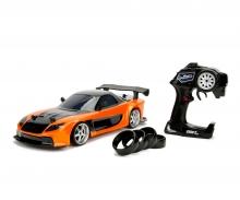 Fast & Furious RC Drift Mazda RX-7 1:10
