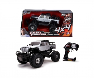 Fast&Furious RC Jeep Gladiator 4x4 1:12