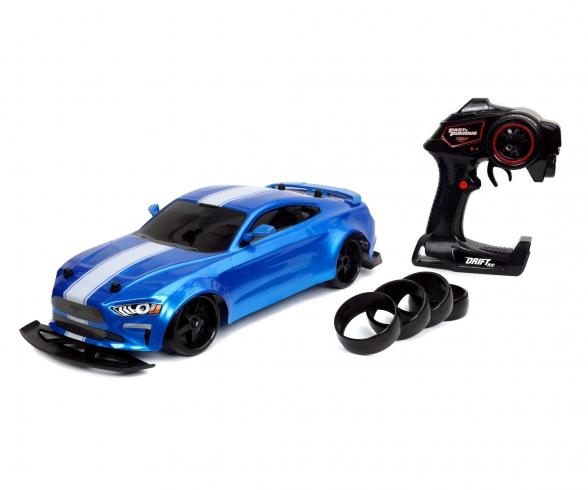 F & F RC Drift Jakob's Ford Mustang 1:10
