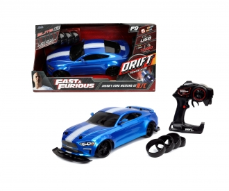 F & F RC Drift Jakob's Ford Mustang 1:10
