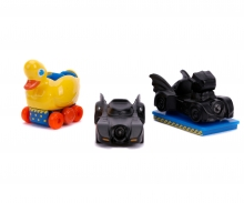 Batman 3-Pack Nanofiguren