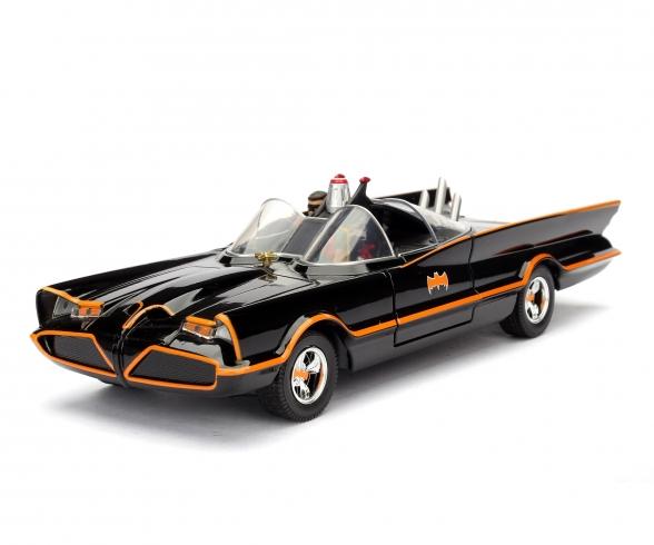 Batman Build & Collect Classic Batmobile 1:24