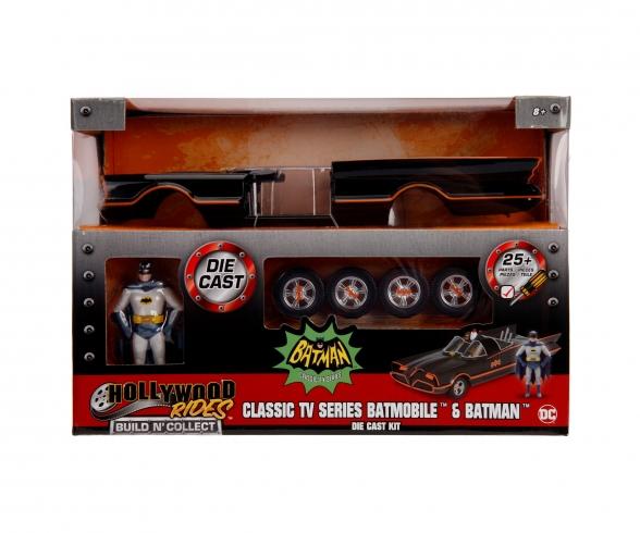 Batman Build & Collect Classic Batmobile