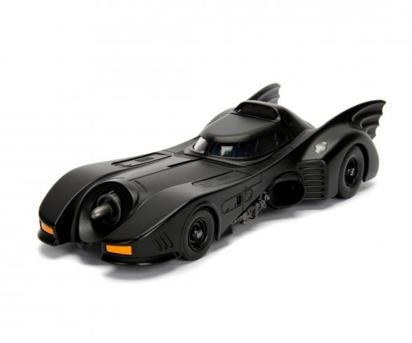 Batman Build & Collect 1989 Batmobile 1:24