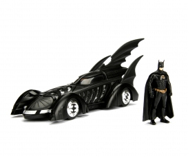 Batman 1995 Batmobile 1:24