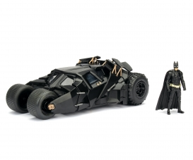 Batman The Dark Knight Batmobile 1:24