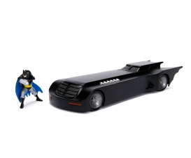 Batman Animated Series Batmobile 1:24