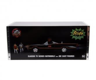 Batman Classic Batmobile 1:18