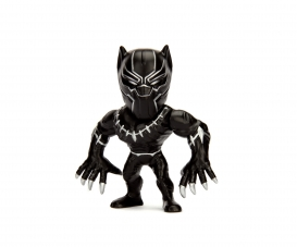 "Marvel 4"" Black Panther Figure"