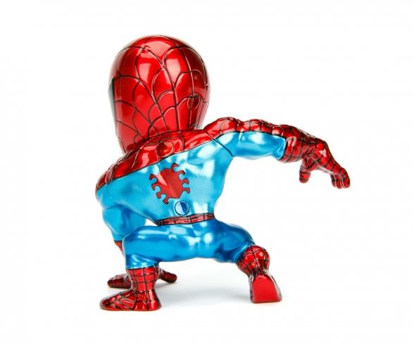 "Marvel 4"" Classic Spider-Man Figure"
