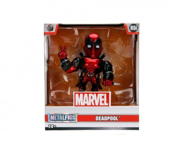 """Marvel 4"""" Deadpool Figure"""