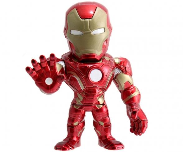 "Marvel 4"" Ironman Figure"