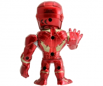 "Marvel 4"" Iron Man Figure"