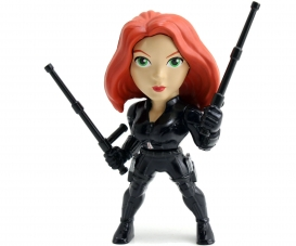"Marvel 4"" Black Widow Figure"