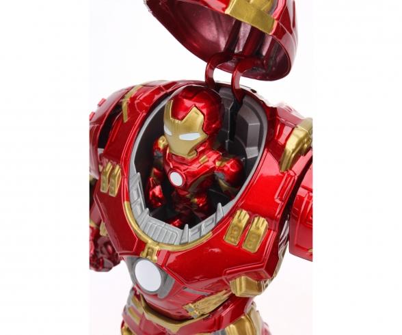 """Marvel Figure 6"""" Hulkbuster+2"""" Ironman"""