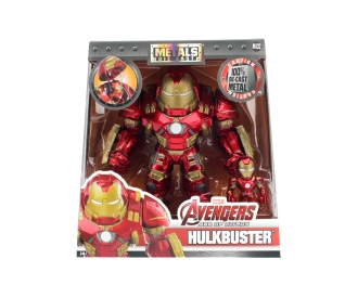"Marvel 6"" Hulkbuster+2"" Iron Man Metallfigur"