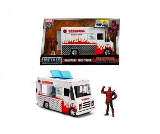 Marvel Deadpool Foodtruck 1:24