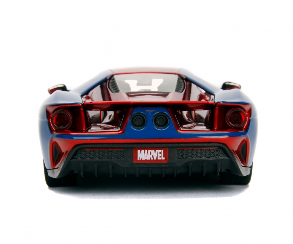 Marvel Spiderman 2017 Ford GT